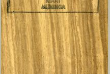 South African Wood Species Specimens / My father-in-law's wood sample Index