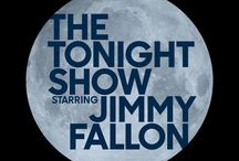 Jimmy Fallon & kimmell / Oh my  these guys are hilarious ..... Kimmel is funny without even trying .... Fallon is just plain silly /crazy .. Lol lol lol. ......    :0 )  / by Sharon
