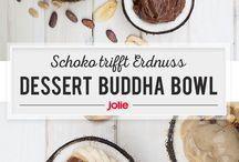 Dessert Rezepte / Ob Kuchen, Eis, Kekse oder Tiramisu: Nachtisch geht immer!