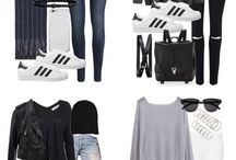 #outfits#adidas_superstar
