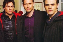 I love the vampire diaries :)