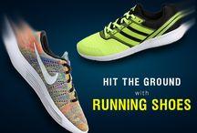 Men's Running Shoes!