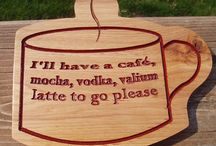 Coffee ~ so important, it gets its own board  / by Jamie Dafoe Weber