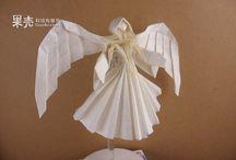 origami belén