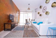 Caraway Apartment Oradea / Industrial apartment idea