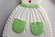 Decorated Cookies / by Ana Dias Diogenes