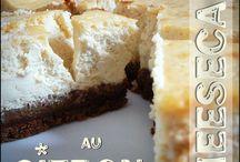 Recettes sucrées ♥ / Sweet cooking recipes ♥ / Des recettes sucrées dénichées sur le net, que j'ai testées et que j'aime! / Sweet recipes found on the web, I tested and I like!