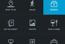 Mobile UI : Dashboards