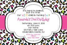 animal print party