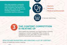 Health & Healthcare Infographics