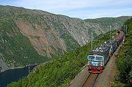 Bike trip Narvik-Lofoten