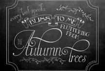 Fall / by Bobbie Walton