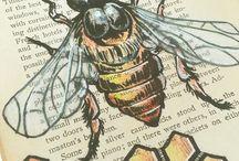 Bee... Illustration