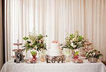 Mini wedding paty