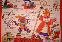 Sinterklaas woordenschat Wim