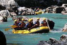 Rafting Canyoning HydroSpeed Kayaking