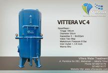 Filter Air Industri / Filter Air Vittera Type VC adalah alat penjernih air dengan skala industri yang didesain untuk kebutuhan air yang besar mulai dari 2m3/jam sampai dengan 40m3/jam. Alat Penyaring Air Vittera kapasitas Industri dapat di aplikasikan di gedung bertingkat, hotel, rumah makan, pabrik, peternakan, tambang dan berbagai perusahaan yang membutuhkan air bersih dengan debit yang banyak.