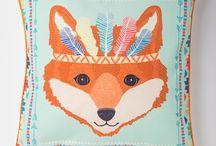 Lieffeling moodboard Happy Indians / Kinderkamer accessoires, kinderkamer styling, www.lieffeling.nl
