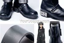 kirito outfit reference