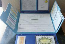 lapbook / lapbooky - nápady pro školu