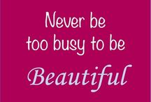 Beauty Quotes / Little inspirations
