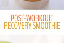 Pre & Post workout recovery