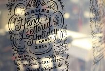 Hand Lettering / by Kaitlyn Eve Cook
