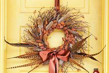 Wreaths / by Jackie Pearson