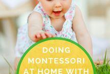 Montessori i inne (w domu)