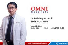 Dokter / Docter Omni Hospitals