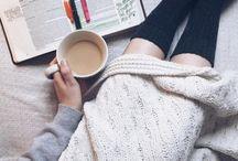 Prayers and coffee