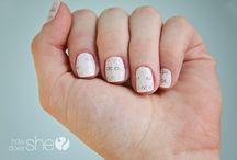 interesting nail art ideas / by Lakisha Brown