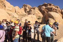 Peregrinación Diocesana Tierra Santa y Jordania / Hace unos días que regresó nuestro grupo de peregrinos de Tierra Santa y Jordania, donde han pasado unos días maravillosos. Aquí os dejamos algunas fotos de su peregrinación.