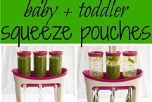 Food pouch recipes