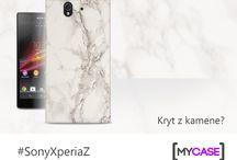 Sony Xperia Z / Nech se inspirovat originálními kryty na Sony Xperia Z!  Začni tvořit na www.mycase.cz