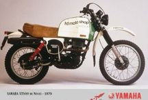 DAKAR-MOTORCYCLES / Dakar motorcycles over the years