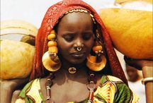 Diversity- Beautiful people/tribal