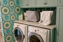 Utility Room / Washers, dryers, and freezers...oh my!