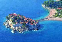 Moodboard: Muntenegru