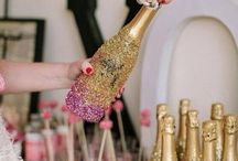 Party: Pink & Glitzy / Ideas for a pink and glitzy party theme