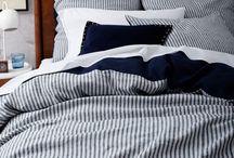 cozy / nest .. messy bed
