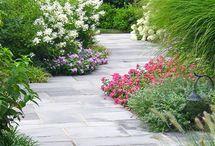 Jardins incríveis