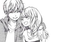 anime friends