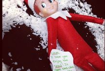 Tinsel the elf / by Amber Butterfield