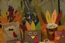 Fall Crafts And Activities  / by Ariel Cody