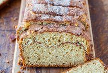 Bread / Some fun and savory bread recipes / by Nicole Spizzirri