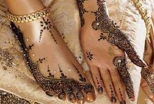 Beautiful hena