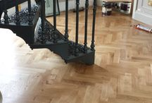 Herringbone and Wood Flooring by Criterion Flooring / Herringbone and other Real Timber flooring