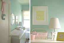 Nursery / Ideas for our baby's nursery / by Yuliya Kan