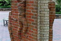 Incredible Brick Sculptures by Brad Spencer. / Incredible Brick Sculptures by Brad Spencer.  -----------------------------------------------------------------------------  SULEMAN.RECORD.ARTGALLERY: https://www.facebook.com/media/set/?set=a.407624849447540.1073742171.286950091515017&type=3  Technology Integration In Education: